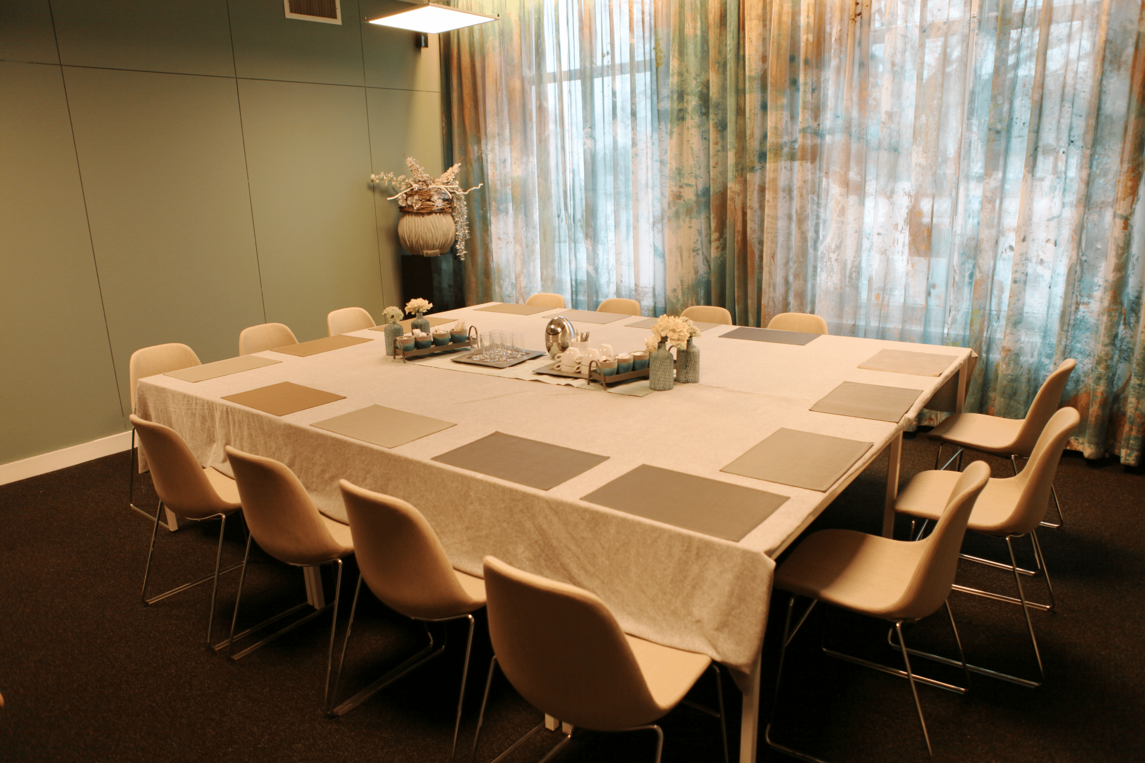 Private Dining Room Bleckman