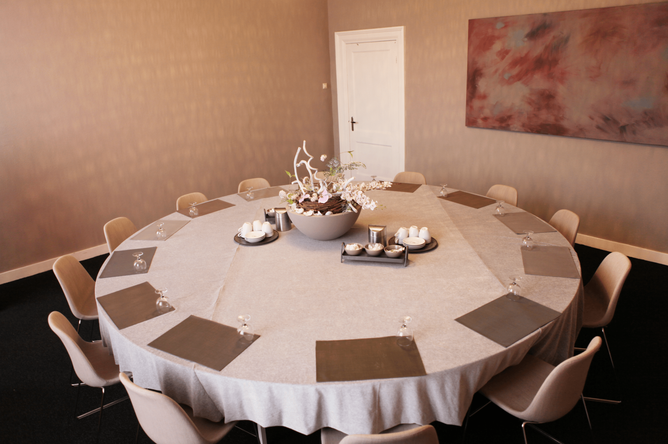 Private Dining Room: Banck